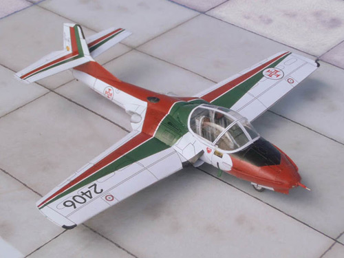 The Stahlhart Cessna T-37